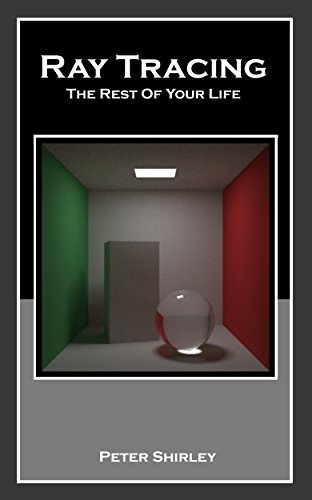 Ray Tracing: The Rest Of Your Life